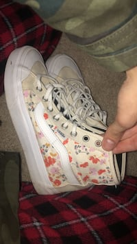 pair of white Converse All Star high-top sneakers District Heights, 20747