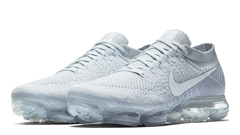 premium selection a5e73 620af ... amazon used nike air vapormax flyknit pure platinum for sale in oslo  letgo f641a c6c44
