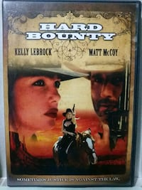 Hard Bounty dvd