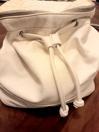 White Backpack!!!!