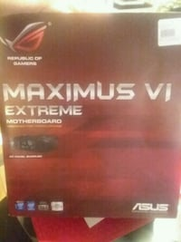 "Brand new ""sealed"" Asus maximums vl extreme Frederick, 21701"
