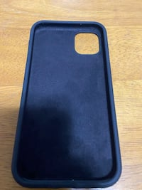 Iphone11 back case silicon