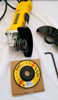 Dewalt 13 Amp Corded 4-1/2 in. To 5 in. Angle Grin Palatine, 60074