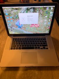 Mac Book Pro 15 inch Westminster, 80021