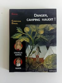 danger, camping maudit