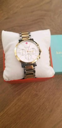 Kate Spade gold and silver watch  Pickering, L1V 1A8