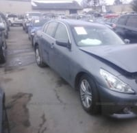 2012 Infiniti G 37 parting out Newburgh, 12550