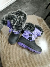 Kamik size 6 kids winter boots Winnipeg, R2Y 1E1