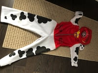 baby's red and white footie pajama Richmond Hill, L4C 0K1
