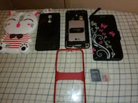 Cell phone and cases Sparks, 89434