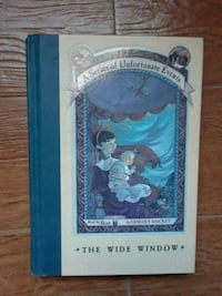 A Series of Unfortunate Events Third Book Avondale, 85392