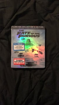 The Fate of the Furious blu ray + digital Vienna, 22180