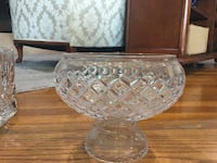 $30 for both. Made in France. Hand cut crystal. Made for lamp shade. Very pretty. Use some creating  Santa Ana, 92705