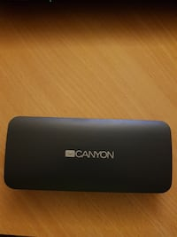 Canyon powerbank 13000M.A.H