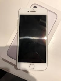 Silber iPhone 7 128GB mit OVP   Hannover, 30419
