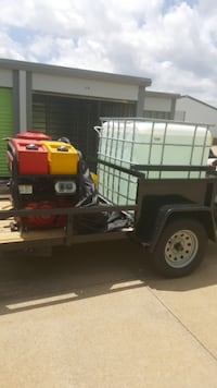 Power Washer, with Hotbox up to 200 degrees, with Trailer VIRGINIABEACH