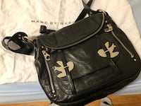 Marc Jacobs - Black Petal to the Metal Natasha bag Markham, L3S 2J3