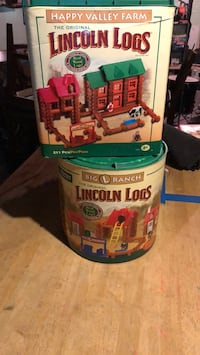 Lincoln Logs! Used  Union, 07083