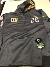 Giants hoody Howell, 07731