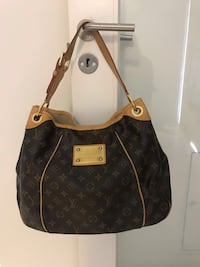 Brun louis vuitton monogram skinn tote bag Kløfta, 2040