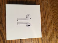 Brand New Apple AirPods with charging case (generation 1) Portland, 97230