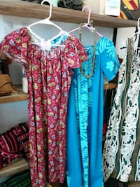 Vintage Hawaiian Dresses