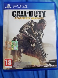 Caso di gioco Call of Duty Advanced Warfare per PS4 6800 km