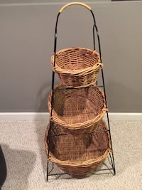 3 tier basket storage Gaithersburg, 20877