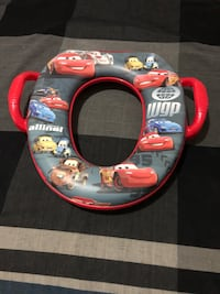 Disney Cars Soft Potty Seat Hallandale Beach, 33009