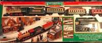 Wintersville Express Train set new never opened in working order call Kim at  [PHONE NUMBER HIDDEN]  Littleton, 27850