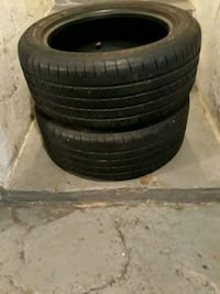 GOODYEAR EAGLE LS2 TIRES SIZE 245 50 18