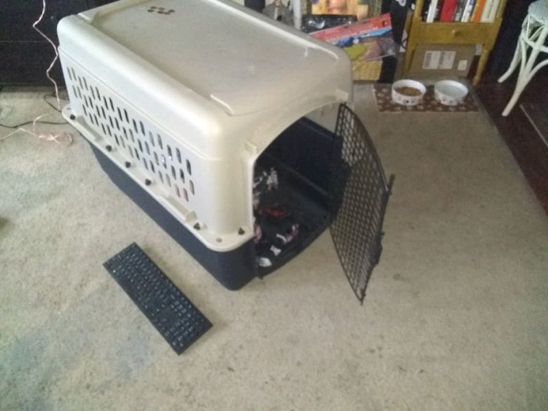 LARGE Dog or Cat Crate/Kennel 1