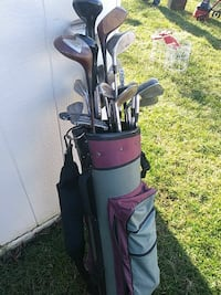 Golf clubs and bags Columbus, 43223