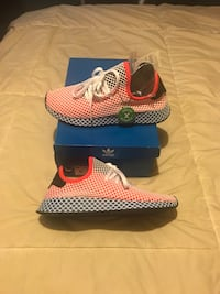 Adidas deerupt  size 9.5 New York, 11365