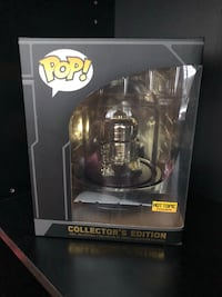 Funko POP Star Wars R2-D2 Dallas, 75201