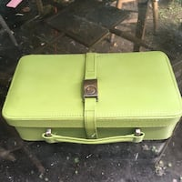 green and brown leather bag Homestead, 33033