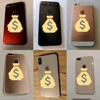 gold iPhone 6 with case Blaine, 37709
