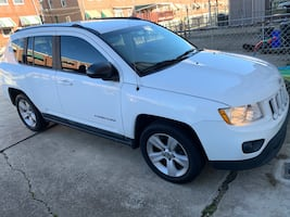 2014 Jeep Compass Sport Altitude Edition