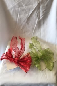 Colorful Fabric Butterflies for Decoration