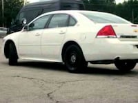 2009 Chevrolet Impala Police Sedan Washington