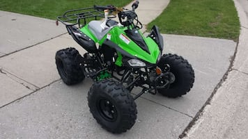 NEW 2019 125 Cheetah Kids ATV. REMOTE. WE PAY HST