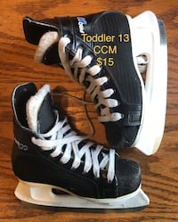 CCM Hockey Skates - Toddler 13 - $15 Acheson, T7X