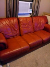 Leather sofa New Orleans, 70125
