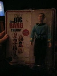 Big Bang Theory Sheldon Star Trek cosplay outfit Inverness, 34450