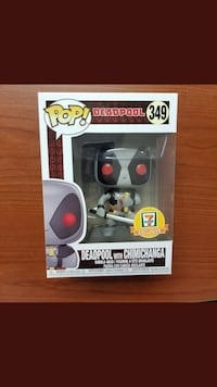 7-11 Deadpool Funko pop  Ashburn, 20148
