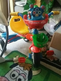 toddler's multicolored plastic trike Springfield
