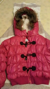 Old navy pink winter jacket  Toronto, M1P 2N1