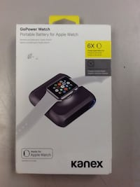 Kanex GoPower watch portable battery for Apple Watch brand new Hagerstown, 21740