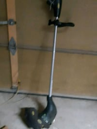 black and gray string trimmer Vaughan, L4H 3E7