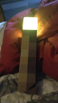 Minecraft night light Northfield, 03276